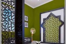 Muslim prayer room ideas
