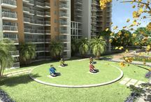 2 BHK Flats in Greater Noida West / KV Developers offers 2 BHK luxury apartments located at prime location Greater Noida West with all modern features and lots of amenities.