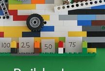 Lego building challenging ideas