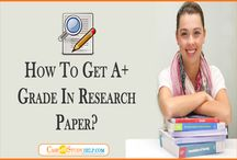 How To Get A+ Grade In Research Paper?