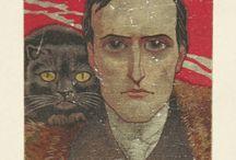ilustracje z biblioteki