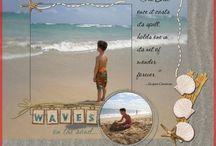 Scrapbook-Summer/Beach Themes / by Deborah Hooper