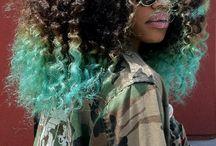 pastel hair colour / pastel hair colours