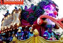 Mardi Gras with Zatarain