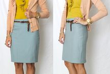 Office appropriate outfits / Outfits suitable for an office environment / by InspiredUK