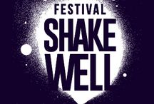 Shake Well Festival / International festival of Street Art / Graffiti in Bordeaux, France !  July 1 / 2 / 3 --> Bassins à Flot 10h00-19h00  --> https://www.facebook.com/events/1157219357632170/ / by Anncha