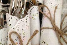 Allerlei decoraties en cadeauverpakkingen