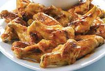 Chicken.... nom nom nom / by Petina Rodgers