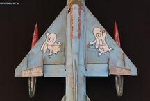 """MiG-21MF """"Bunny Fighter"""