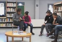 Vídeos Biblioteca Barceloneta_La Fraternitat / Notícies sobre serveis, projectes o accions de la biblioteca recollides en audiovisuals.