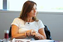 Delphine Remy-Boutang / Photos de Delphine Remy-Boutang, CEO & Fondatrice de l'agence de communication digitale the bureau