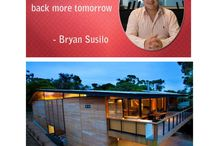 Bryan susilo earn profits by real estate