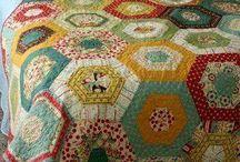merry go round - hexagons