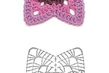 Crochet: Diagram patterns