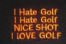 Golf stuff