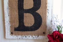 Letters / by Sarah Pruett