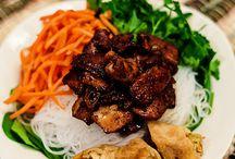 Viet, thai recipes