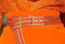 Colours - Orange / by Archana Viswanath