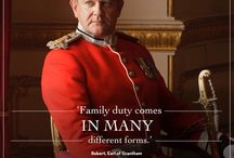 Downton Abbey / by Alain Crespin