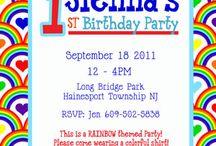 Photoshop / Design for invites