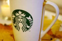 Starbucks / Starbucks is a coffee bar!The coffee is so tasty and so yummy!