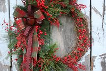 christmas ideas / christmas decoration for inside and outside