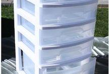 Förvaring / Smart förvaring garderob. Smart Förvaring i liten hall