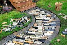 granite scraps