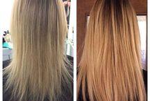 SRF - Haarverlängerung/-verdichtung