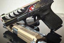 armas de fogo