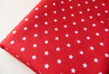 Christmas Fabric - Holidays Fabric - Tissus Noel - Telas Navidad / Fabrics with Christmas/Holidays theme.