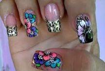 uñas niky / Decorados para tus uñas