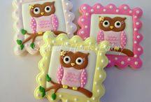 μπισκότα κουκουβάγια