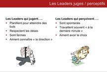 leaders MBTI