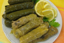 Dolmalar / Dolma Dishes
