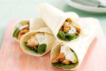Sandwiches & Wraps / by The Tomato Tart