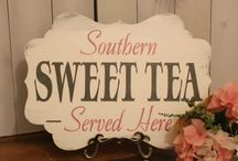 Traditional Southern Weddings / Elements to include when creating a traditional Southern Wedding theme.