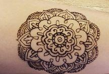 Henna Art / Just some of my Henna designs ~