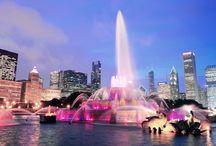 Chicago / by Denia Kirk