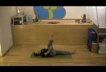 Yoga for Hips/Hamstrings/IT/Back / by Sarah