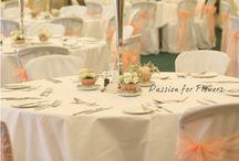 Wedding Inspiration -Kirsty and Tony