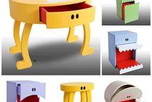 muebles para chicos