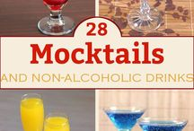 Non Alcoholic Cocktails