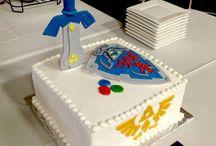 Link of Zelda Party
