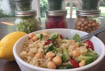 Gluten Free/Veg - Lunches / Lunch ideas that are gluten free and vegetarian/vegan (or that can be easily modified as such)