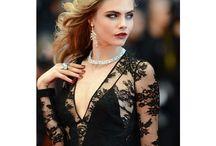 Cara Delevingne / Cara, not a model a icon.