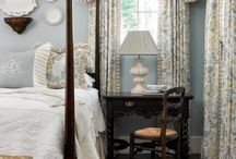 Bedroom / English country