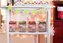 Christmas Party Ideas / by Lillian Hope Designs