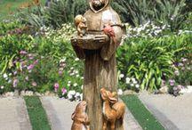 Bird Feeders / All kinds of beautiful bird feeders for your lovely garden.