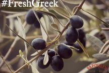 Fresh Greek / Papouli's Greek Grill offers fresh Greek food with fresh ingredients.
